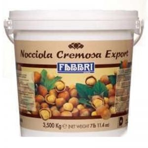 Hazelnut Cremosa Export Delipaste