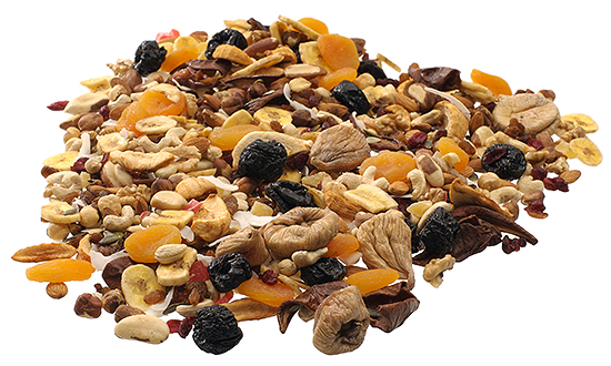 Fruit & Nut Products
