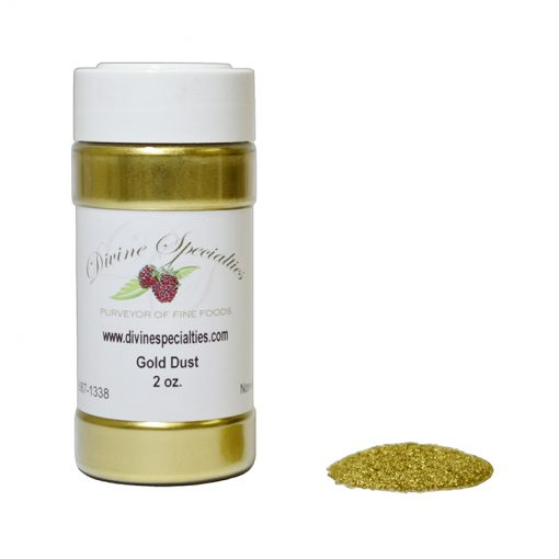 Divine Specialties Gold Highlighter Dust Non Edible