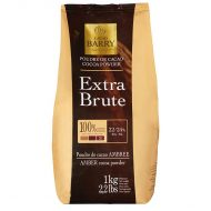 Cocoa Barry Extra Brute Cocoa Powder 22/24 - Deep Reddish