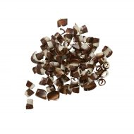Marbled Chocolate Shavings 4 Lbs
