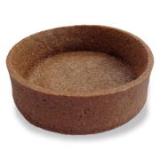 """Divine Artisan Tart Shell Chocolate - 3.3"""""""