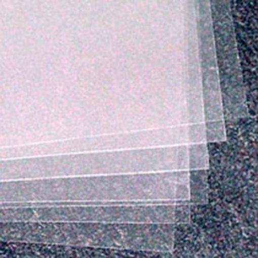 Plastic Acetate Sheets 16in X 24in 50 Pcs