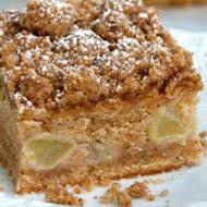 Apple Crumb Cake Frozen 96 Pcs
