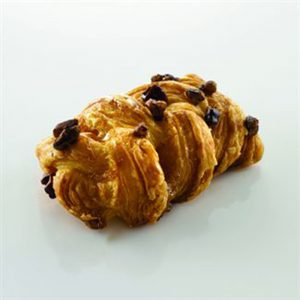 Mini Maple Pecan Plait Danish - 1.5 oz