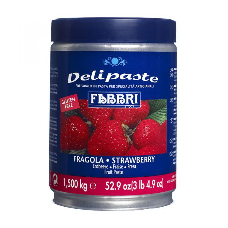 Strawberry Delipaste