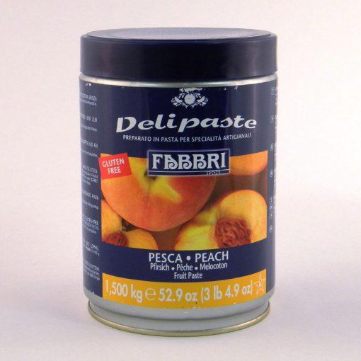 Peach Delipaste 3 3 Lbs Kosher Pareve