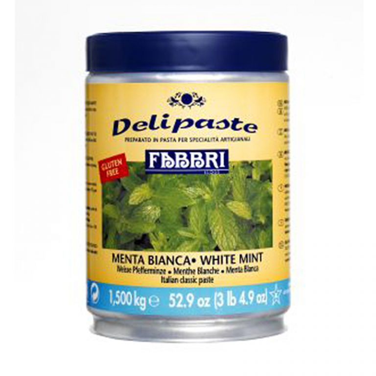 White Mint Delipaste