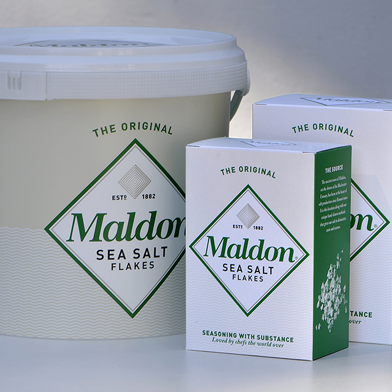 Maldon Sea Salt Bucket 3 3 lbs