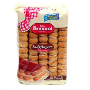 """Lady Fingers - 4"""" x 1"""" Forno Bonomi"""