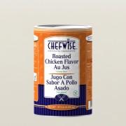 Roasted Chicken au Jus