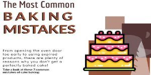 The Most Common Baking Mistakes