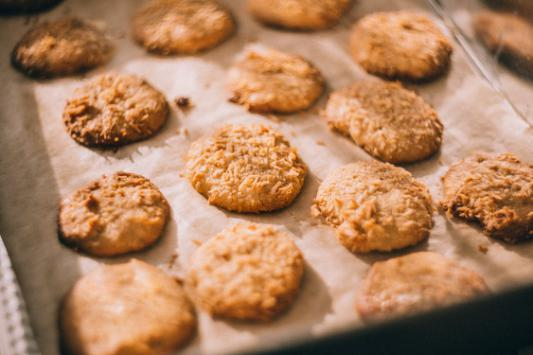 Baked Cookies - Baking