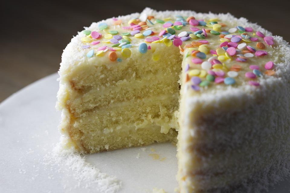 Birthday Icebox Cake