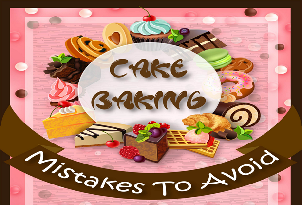 Cake Baking Mistakes to Avoid